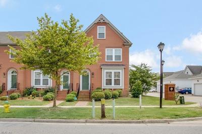 Norfolk Single Family Home New Listing: 721 Lexington St