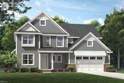 Chesapeake Single Family Home Under Contract: 533 Graphite Trl