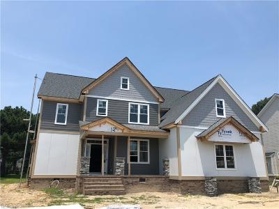 Suffolk Single Family Home Under Contract: 3123 Summerhouse Dr