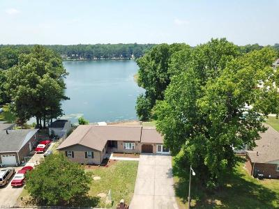 Portsmouth Single Family Home New Listing: 1409 Newby Rd