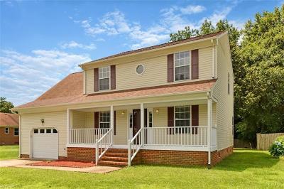 Portsmouth Single Family Home New Listing: 1 Hardwood Ct