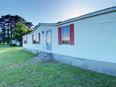 Northampton County Single Family Home For Sale: 16528 Seaside Rd