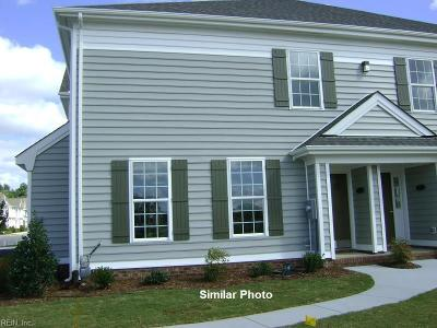 Suffolk Single Family Home Under Contract: 2198 Humphreys Dr #315