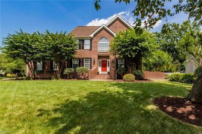 Virginia Beach Single Family Home New Listing: 2600 Wheathusk Ct