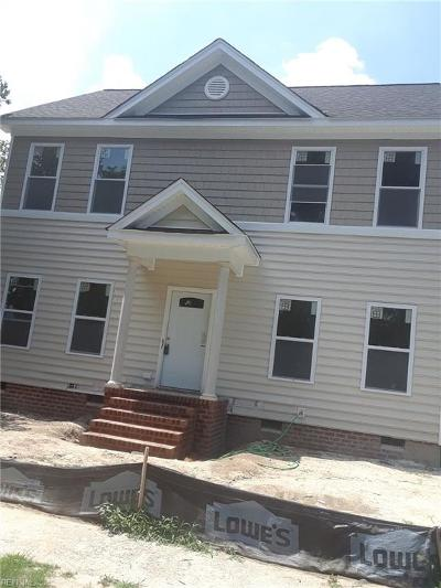 Portsmouth Single Family Home New Listing: 35 Gillis Rd