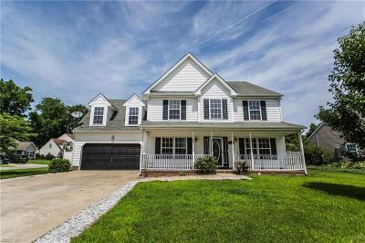 Suffolk Single Family Home New Listing: 100 Benham Ct