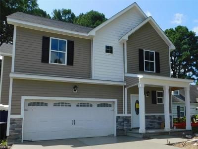 Portsmouth Single Family Home New Listing: 4013b Winchester Dr