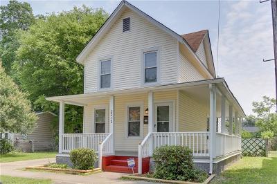 Single Family Home For Sale: 3312 Argonne Ave