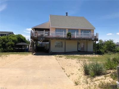 Sandbridge Beach Single Family Home New Listing: 2937 Sandfiddler Rd