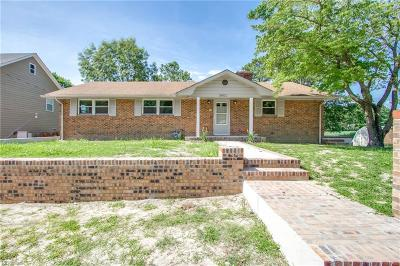 Chesapeake Single Family Home New Listing: 3601 McNeal Ave