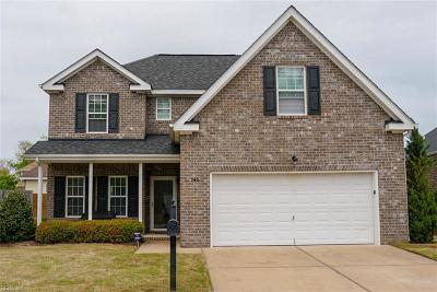 Portsmouth Single Family Home New Listing: 145 Lighthouse Dr