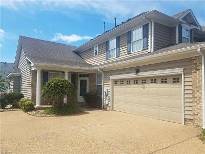 Suffolk Single Family Home New Listing: 5325 Sports Club Rn