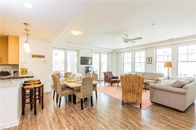 Virginia Beach Single Family Home New Listing: 3738 Sandpiper Rd #204B