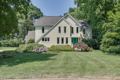 Virginia Beach Single Family Home New Listing: 1980 Irish Bank Dr