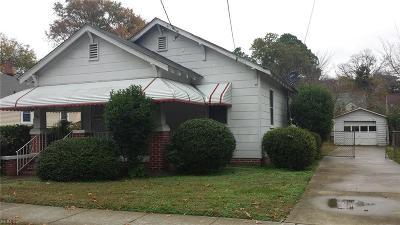 Residential Sold: 1509 Atlanta Ave