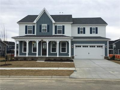 Virginia Beach Single Family Home Under Contract: 3045 George Starr Dr