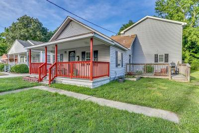 Hampton Single Family Home New Listing: 548 Greenbriar Ave