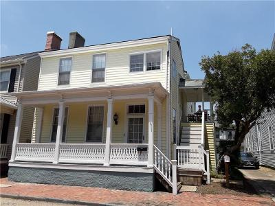 Portsmouth Single Family Home New Listing: 416 Glasgow St