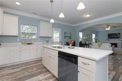 Norfolk Single Family Home New Listing: 1115 Hullview Ave