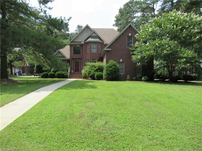 Suffolk Single Family Home New Listing: 108 Little Pond Ct