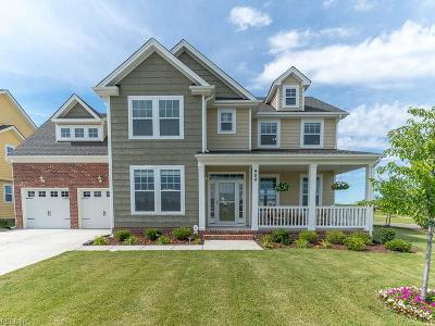 Chesapeake Single Family Home New Listing: 900 Painted Lady Pl