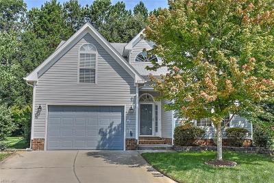 Virginia Beach Single Family Home New Listing: 2973 Einstein Dr