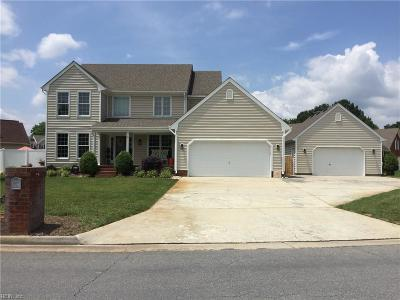 Suffolk Single Family Home New Listing: 4439 Kendal Way