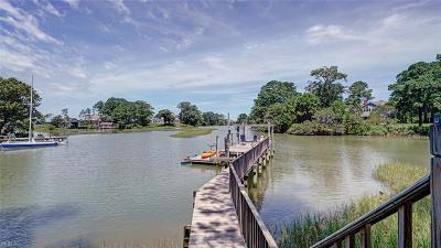 Virginia Beach Single Family Home New Listing: 3184 Adam Keeling Rd