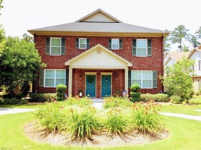 Chesapeake Single Family Home New Listing: 327 Holyoke Ln