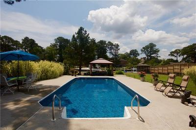 Virginia Beach Single Family Home New Listing: 2541 Broad Bay Rd