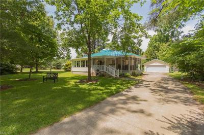 Virginia Beach Single Family Home New Listing: 1948 Clifton Rd
