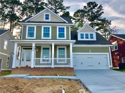 Suffolk Single Family Home New Listing: 432 Terrywood Dr