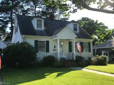 Portsmouth Single Family Home New Listing: 104 Porter Rd