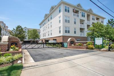 Virginia Beach Single Family Home New Listing: 2900 Brighton Beach Pl #303