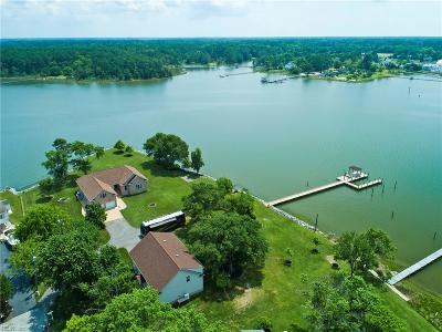 Seaford VA Single Family Home For Sale: $1,250,000