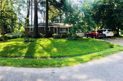 Portsmouth Single Family Home New Listing: 3817 Yaupon St