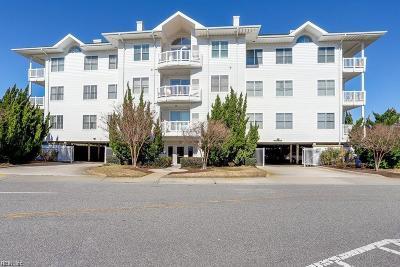 Virginia Beach Single Family Home New Listing: 400 Rudee Point Rd #301