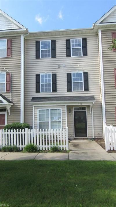 Suffolk Single Family Home New Listing: 911 Teton Cir #104