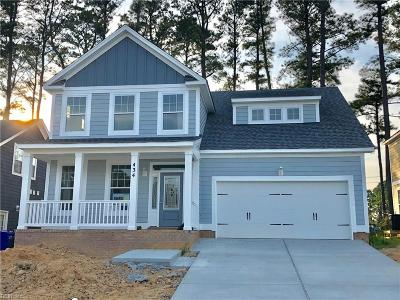 Suffolk Single Family Home New Listing: 434 Terrywood Dr