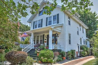 Norfolk Single Family Home New Listing: 1315 Sussex Pl