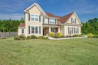Virginia Beach Single Family Home New Listing: 2105 Brodeur Ln