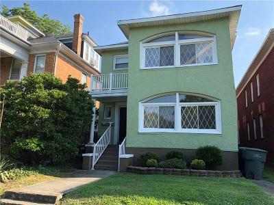 Norfolk Single Family Home New Listing: 531 Washington Park
