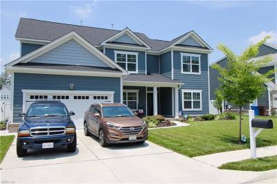 Chesapeake Single Family Home New Listing: 455 Wisdom Path