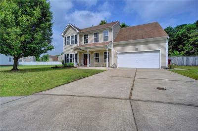 Chesapeake Single Family Home New Listing: 4908 Clifton St St