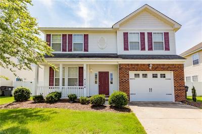 Chesapeake Single Family Home New Listing: 4174 Taughtline Loop