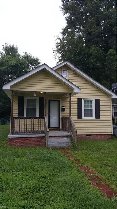 Hampton Single Family Home New Listing: 490 England Ave