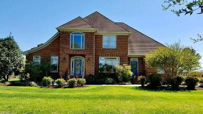 Virginia Beach VA Single Family Home New Listing: $695,000