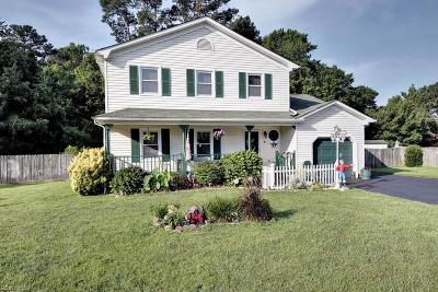 Hampton Single Family Home New Listing: 6 Brians Ct