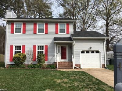 Hampton Single Family Home New Listing: 4 Decesare Dr