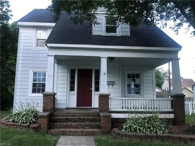 Portsmouth Single Family Home New Listing: 52 Aylwin Rd